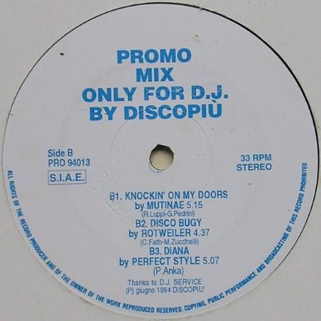 Compilations - MARCOCRAM DJ Producer